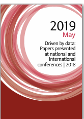 Driven by data: Papers presented at national and international conferences | 2018