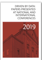 Driven by data: Papers presented at national and international conferences | 2019