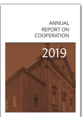 Annual Report on Cooperation - 2019