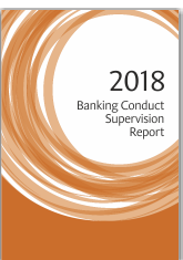 Banking Conduct Supervision Report 2018