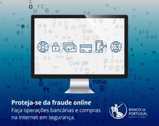 Proteja-se da fraude online